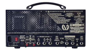 Victory Amps V30 Countess MKII back