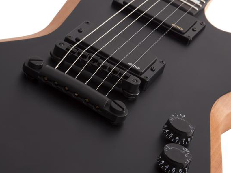 Wylde Audio Blood Eagle Mahogany Blackout