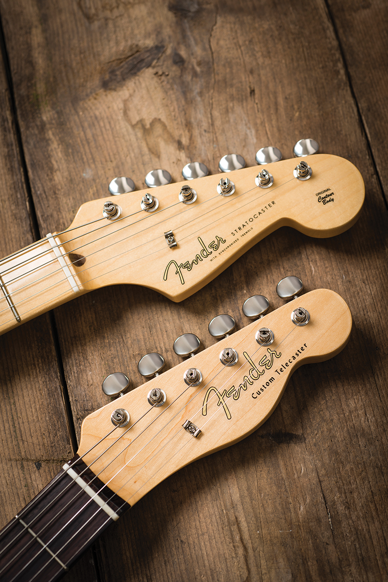 Fender American Original 60s Telecaster 50s Stratocaster Strat Master Tone Guitar Forum Both Guitars Are In That Happy Weight Zone Between Seven And Eight Pounds While The Strats Plunging Contours As Comfortable Today They Were 64