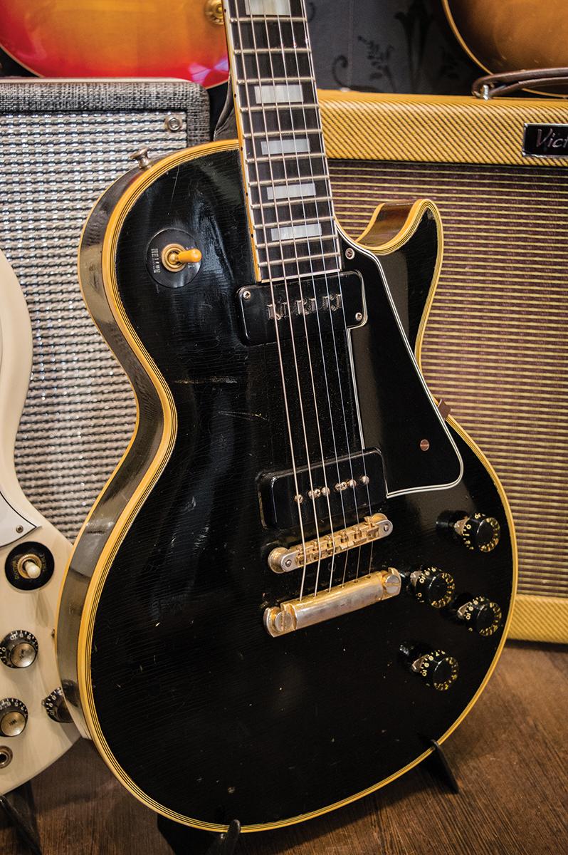 1955 Les Paul Custom gibson