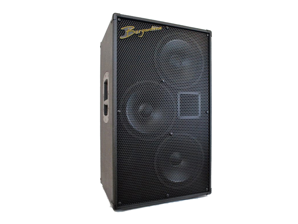 "Bergantino Audio Systems releases ""industry's lightest"" 4×10 bass cab"