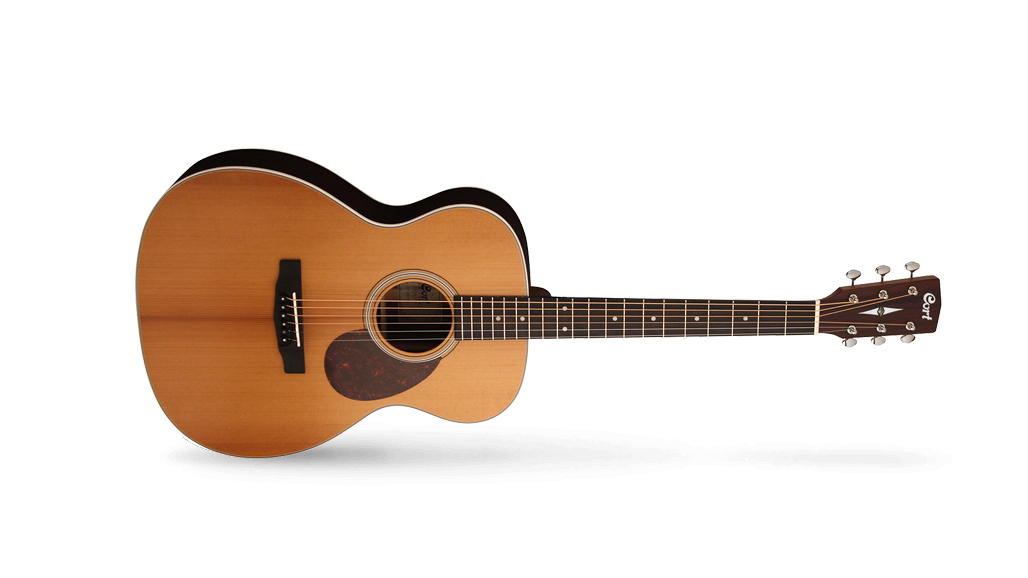 Cort Guitars debuts 'Aged to Vintage' guitar series with the L200ATV