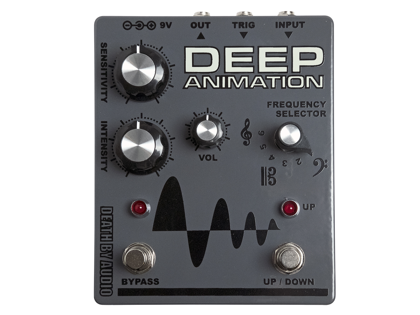 Death by Audio releases new envelope filter pedal