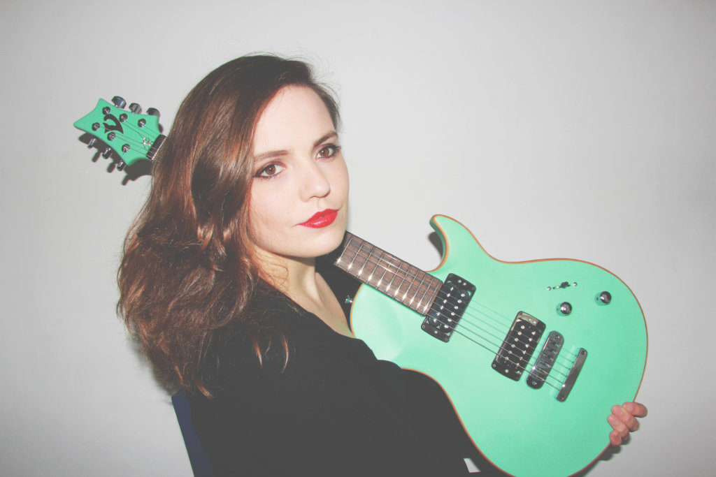 Interview: Mary Spender - Guitar.com | All Things Guitar