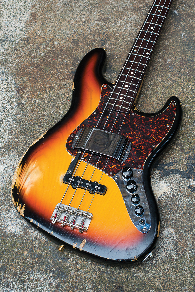 esp p-j bass