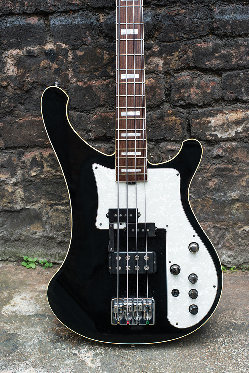 rickenbacker bass copy