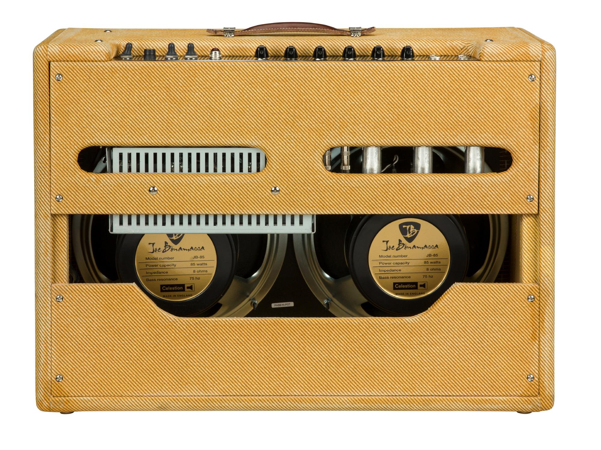 Fender '59 Twin Amp Joe Bonamassa Edition