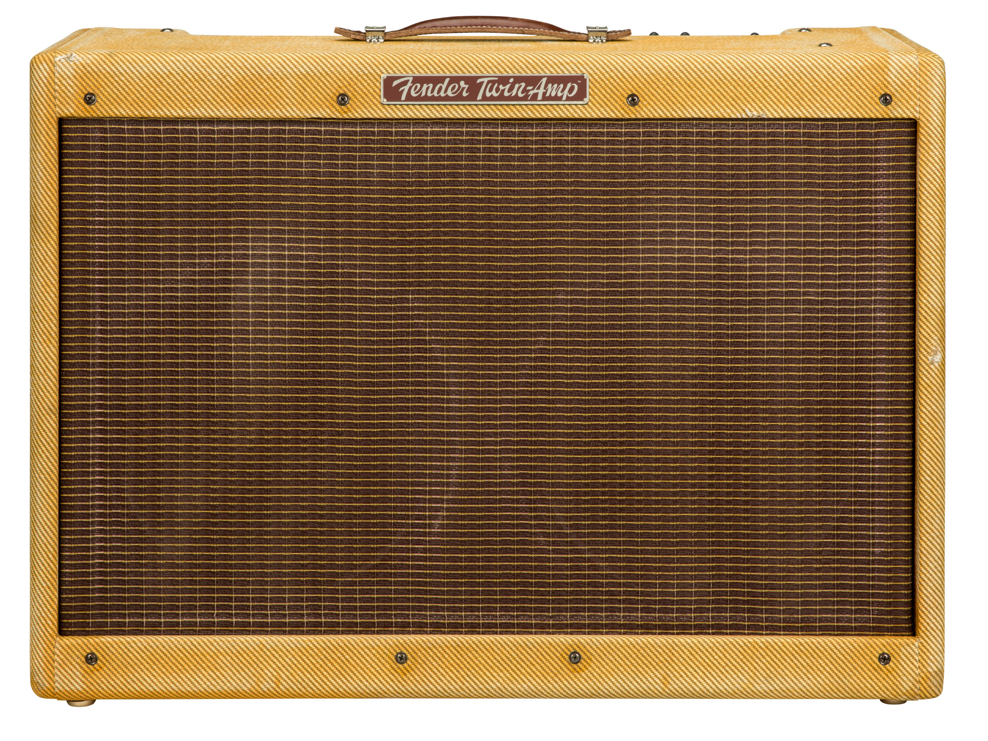 Fender '59 Twin Amp Joe Bonamassa Edition