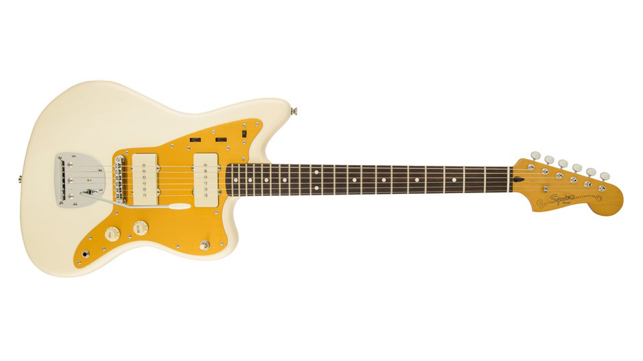 Squier updates the J Mascis Jazzmaster