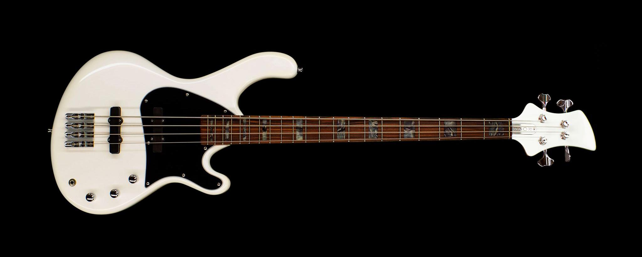 Nardis bass Hawthorn White