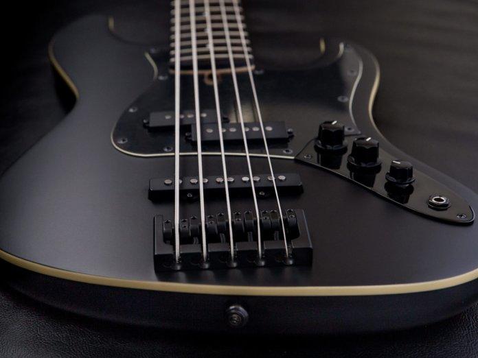 Jericho Guitars Alpha 5