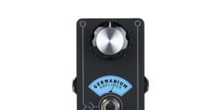 Keeley Electronics Germanium Amplifier Pedal