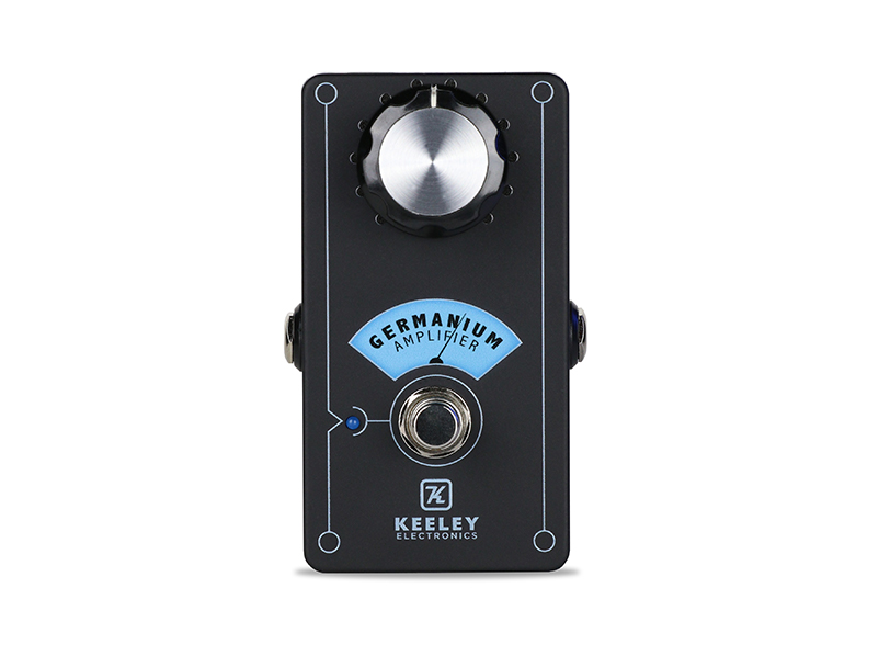 Keeley Electronics packs an amplifier into a stompbox