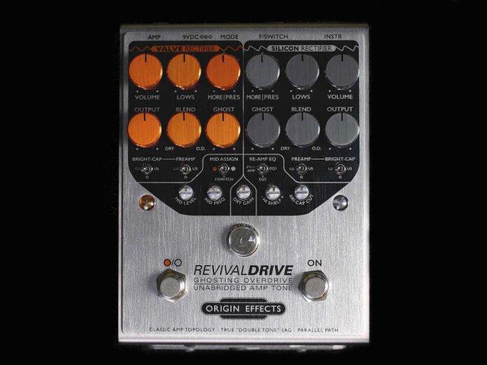 Origin effects revivaldrive