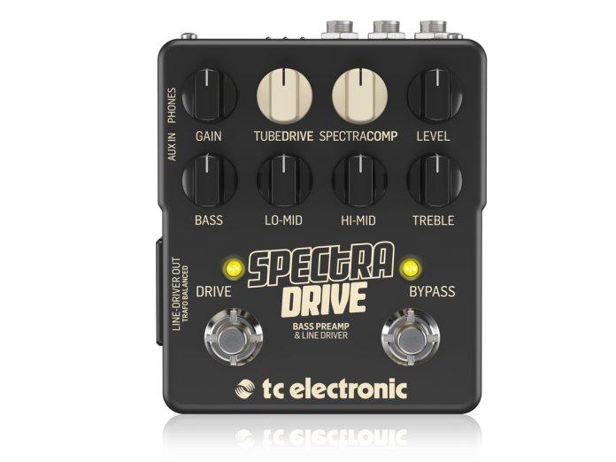 TC electronics Spectradrive
