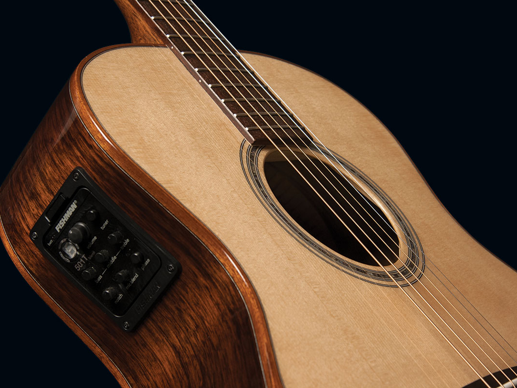 Washburn Guitars Expands Comfort Series With New Acoustic Electric