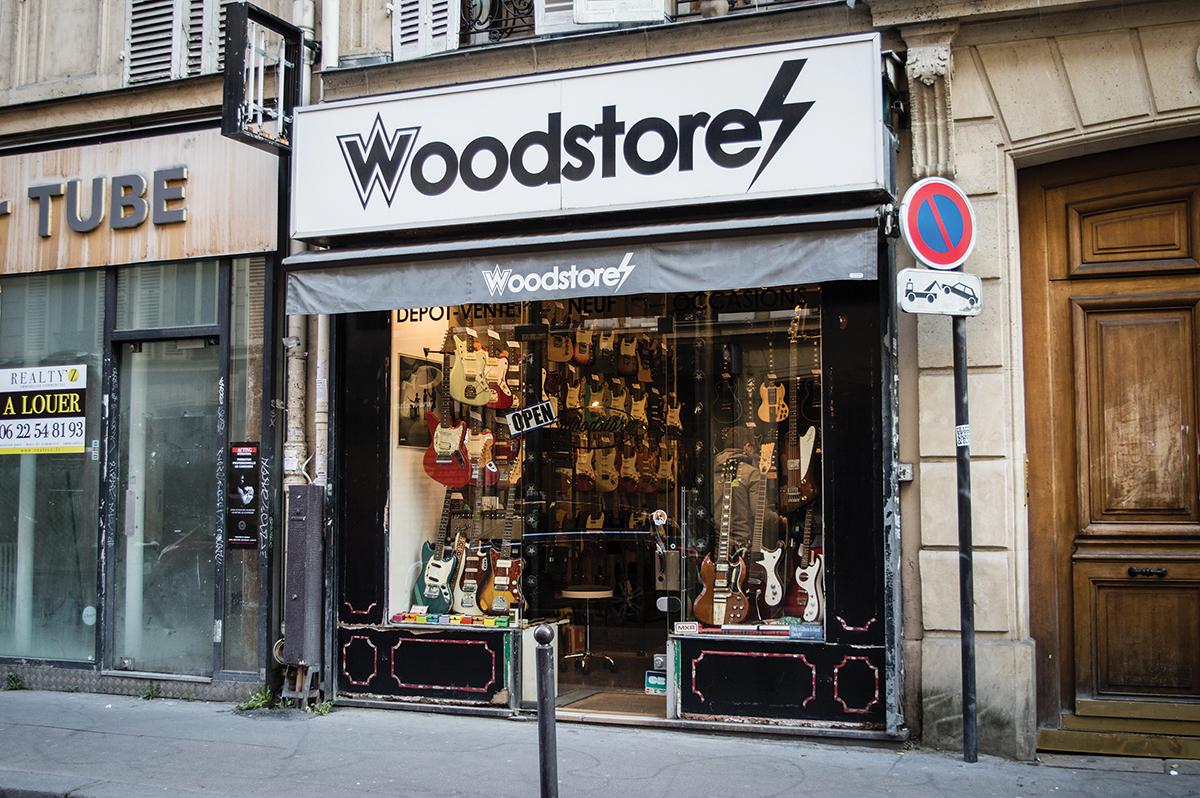 Woodstore paris