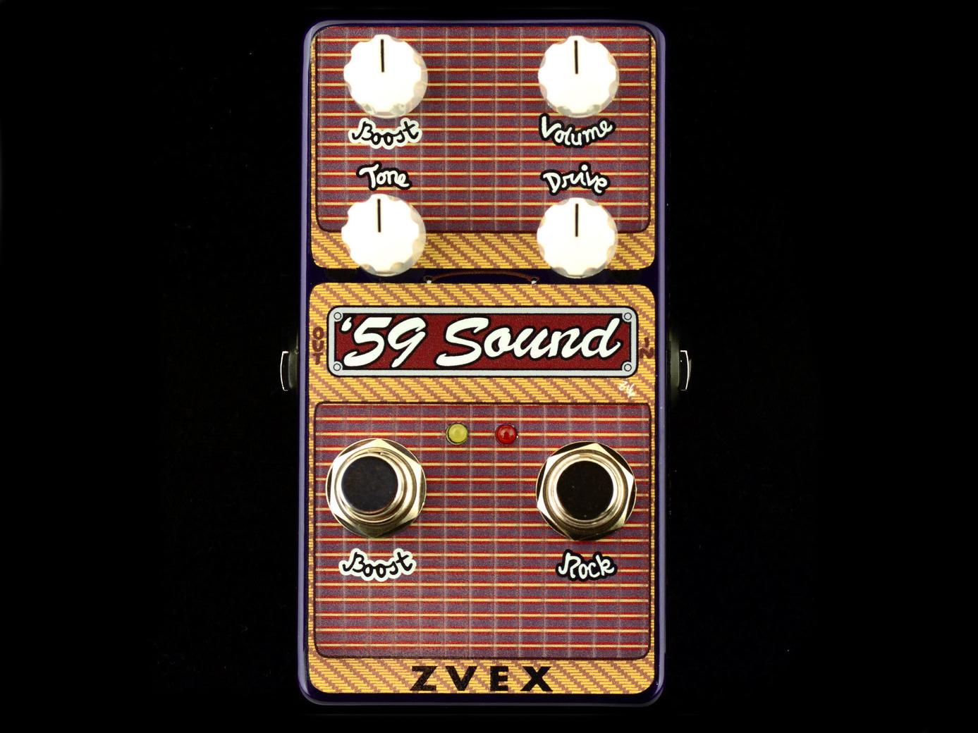 ZVEX Effects 59 Sound Vertical