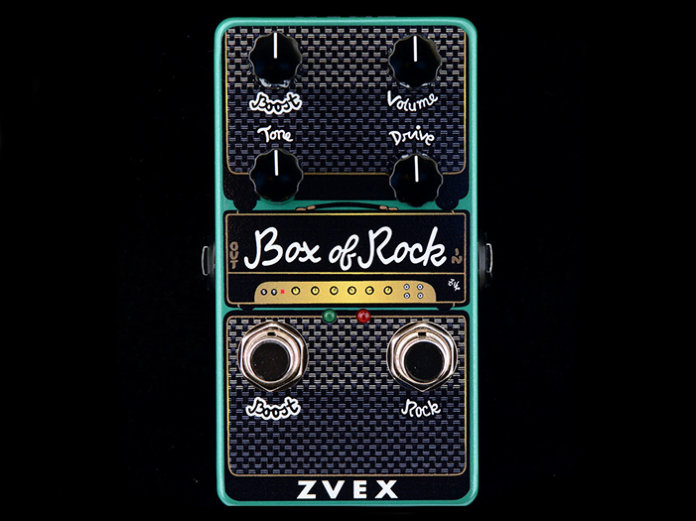 Zvex Box of Rock Vertical