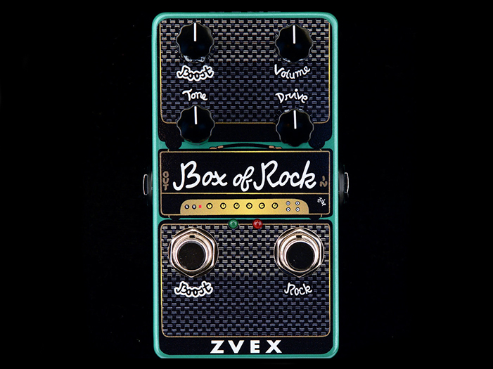 ZVEX Effects releases the Box of Rock Vertical