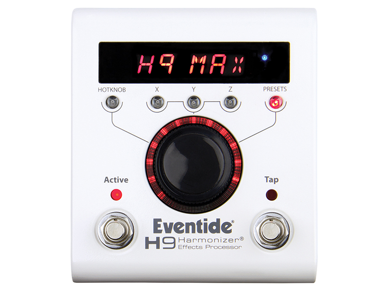 The Eventide H9 Harmonizer