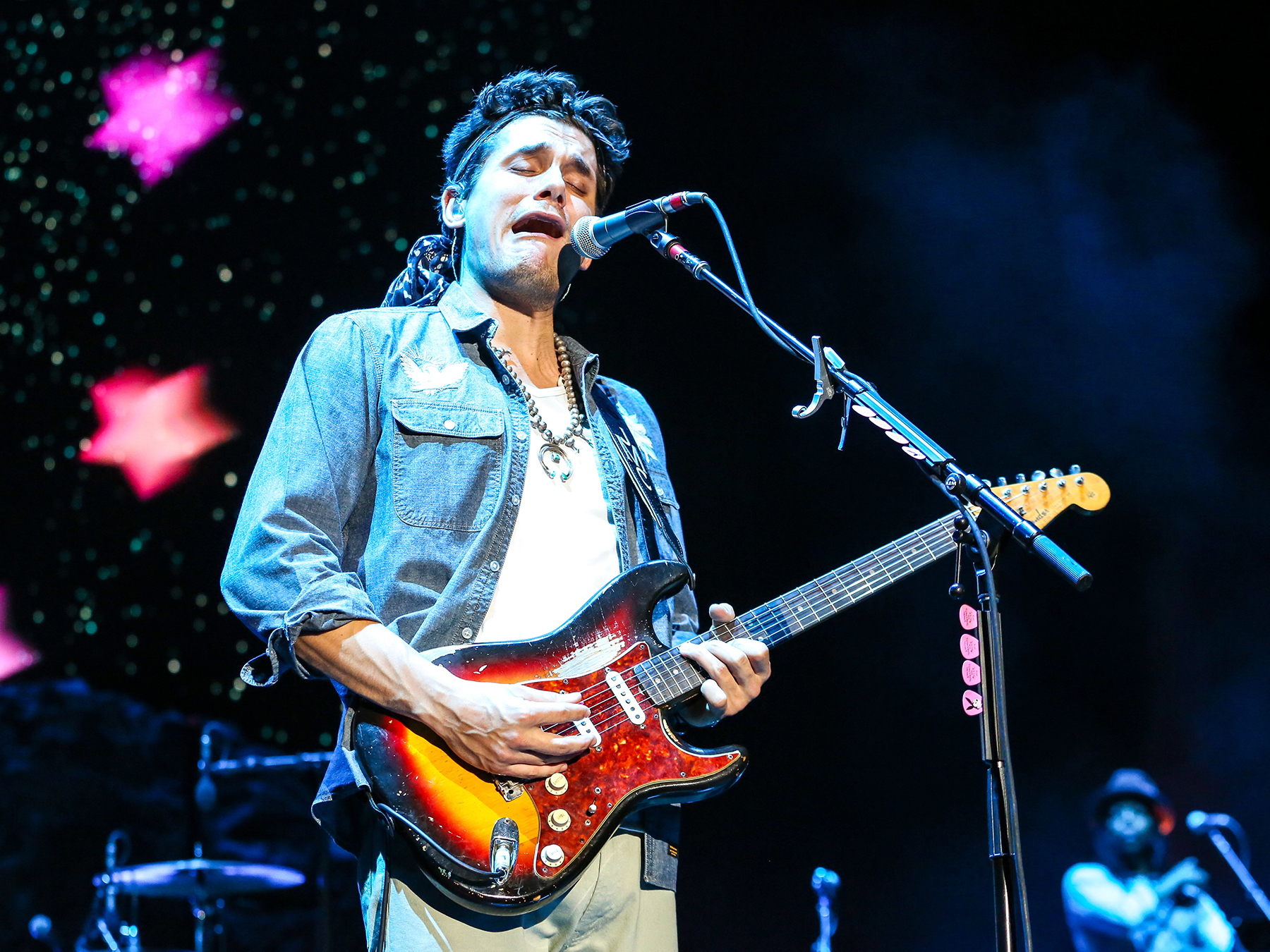 Watch John Mayer wax lyrical about his PRS Silver Sky