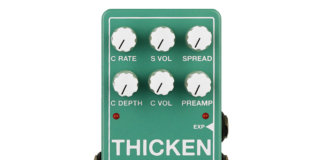 Malekko Thicken pedal