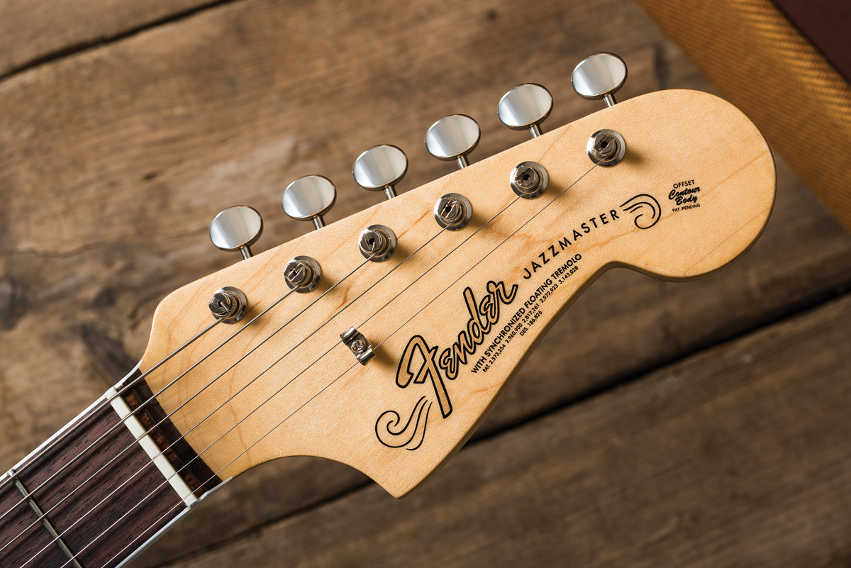 Fender American Original 60s Jazzmaster The Guitar Magazine 3 Way Switch Other Than That Core Specs Are In Line With Vintage 65 This Is Replacing Floating Bridge Has Old Fashioned