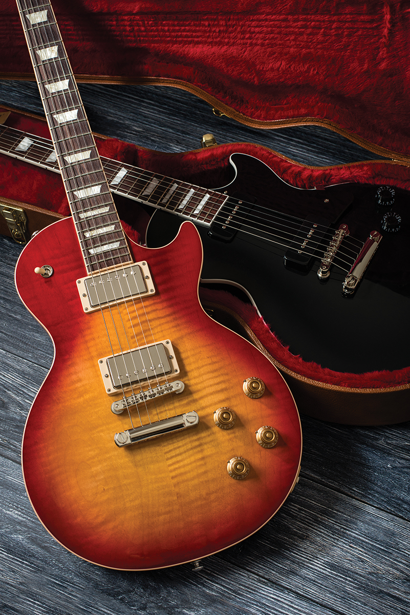 Gibson 2018 Les Paul Classic Traditional The Guitar Magazine 1961 P90 Pickups Original Electronics And Wiring Harness Just Cant Stay Out Of Headlines If Old Adage That Theres No Such Thing As Bad Publicity Is True Then Gibsons Decision To Skip