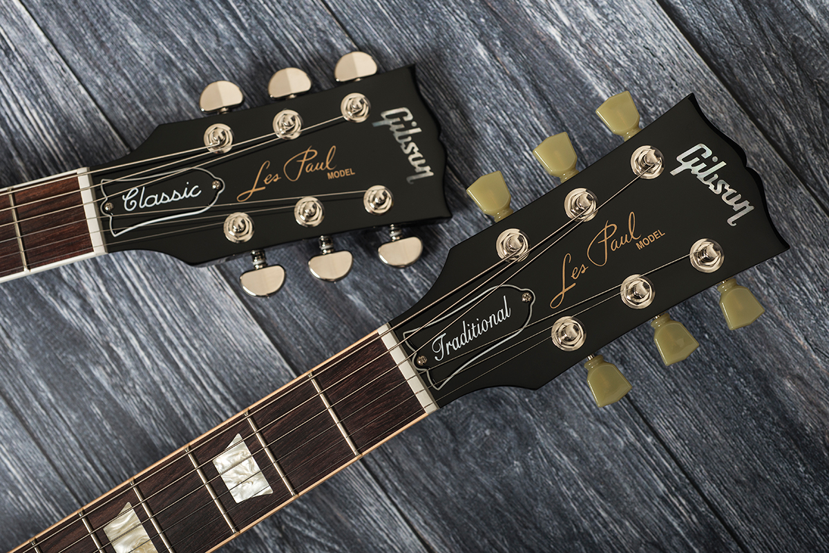 Gibson 2018 Les Paul Classic & Traditional Review - Guitar