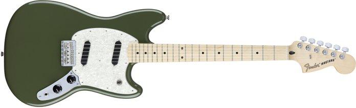 Fender Mustang best offset guitars