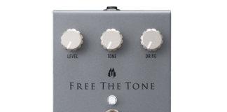 Free the Tone String Slinger Overdrive