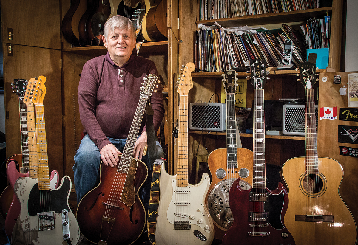 As A Guitar Teacher, Phil Armitage Prefers The Personal Approach Rather  Than Teaching Over The Internet. His Career As A Teacher Began In 1993, ...