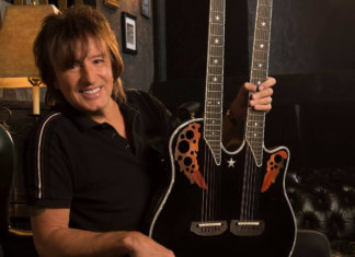 Ovation Guitars Richie Sambora