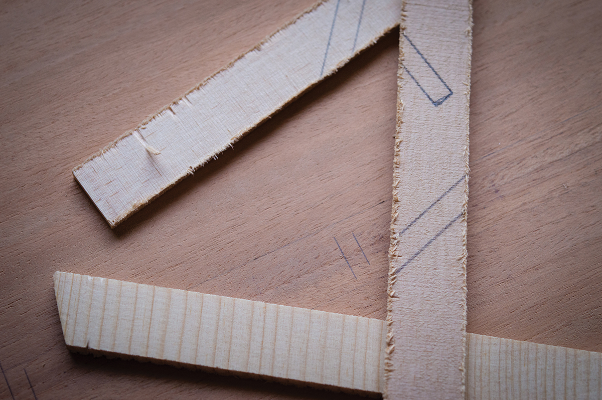 Few guitar builders will take the risk of leaving the joined back plates without back graft strips u2013 strips of wood with the grain running perpendicular to ... & DIY Workshop: Martin Guitar Kit Build Part 3 - The Guitar Magazine ...