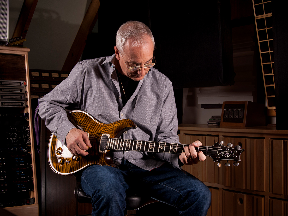 Paul Reed Smith demo lifestyle