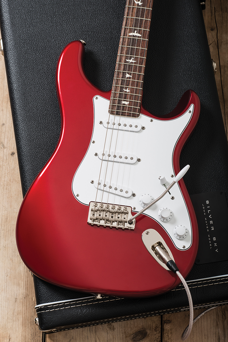 Prs Silver Sky Review Guitar Com All Things Guitar