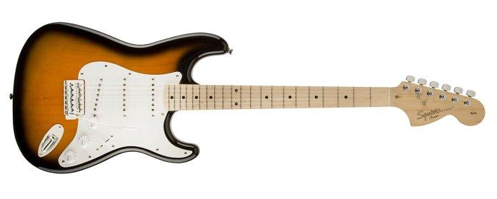 Squier Affinity Series Stratocaster under $200