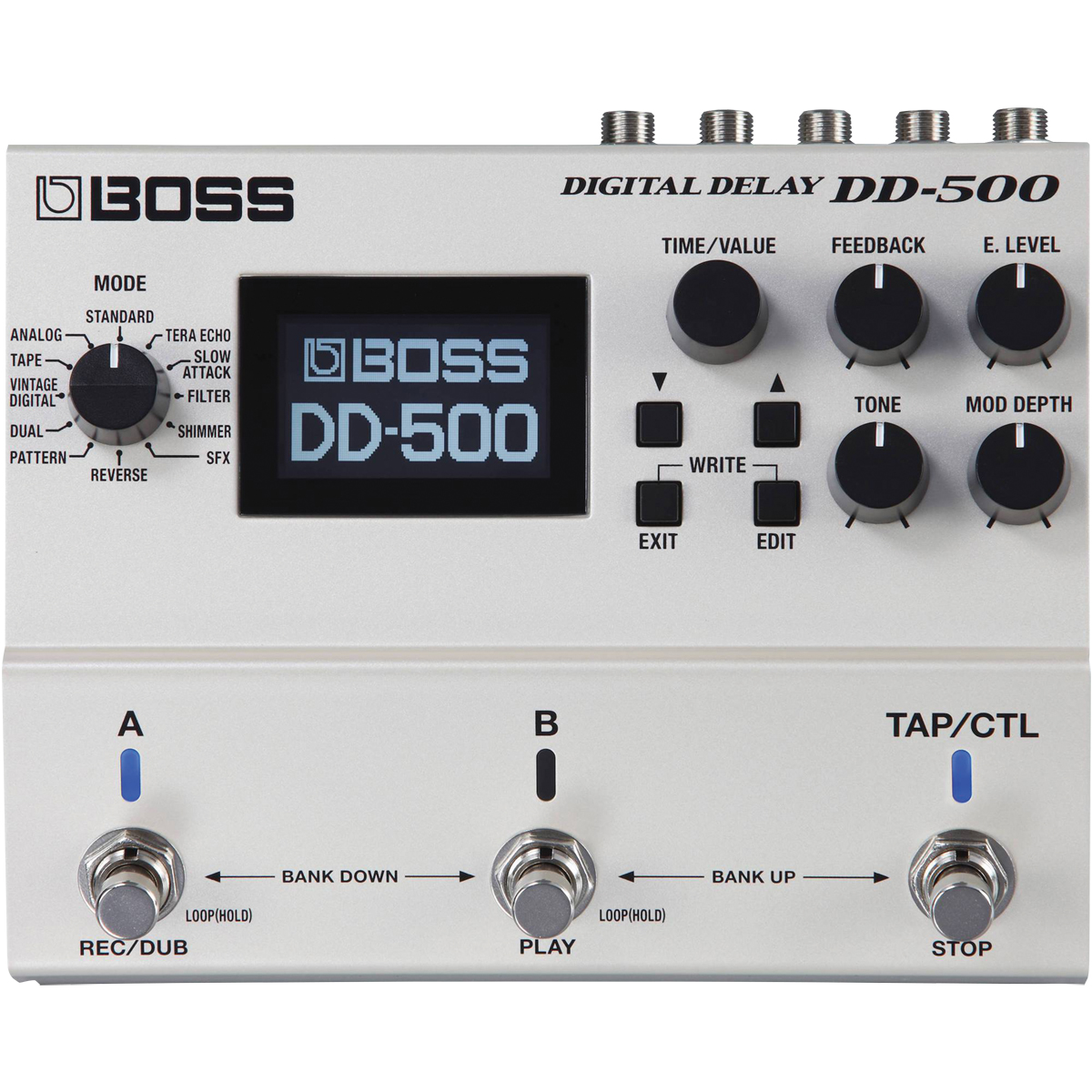 boss pedals dating
