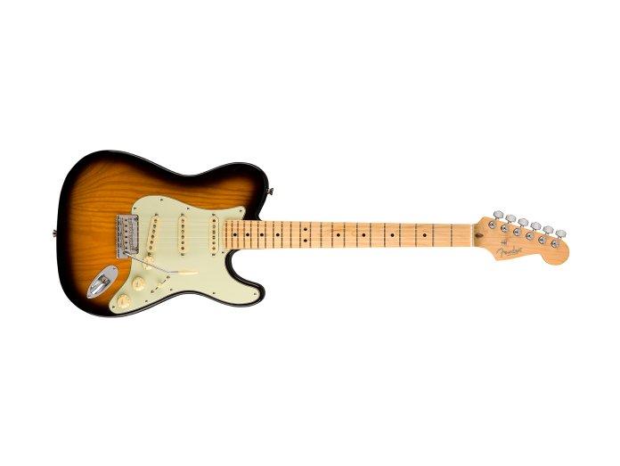 Fender Strat Tele Hybrid