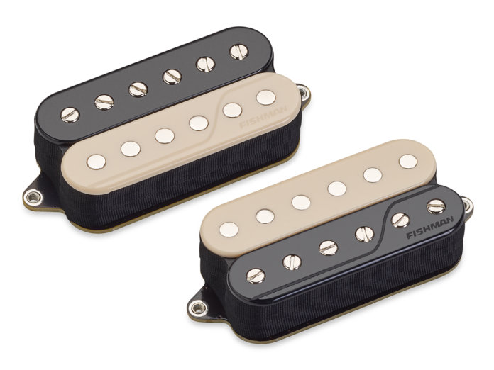 Fishman Fluence Open Core Humbuckers