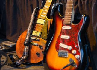 Gibson Les Paul vs Fender Stratocaster