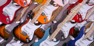 Guide best electric guitars beginners