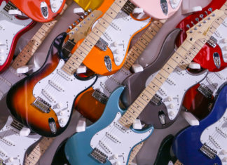 Guide best electric guitars beginners