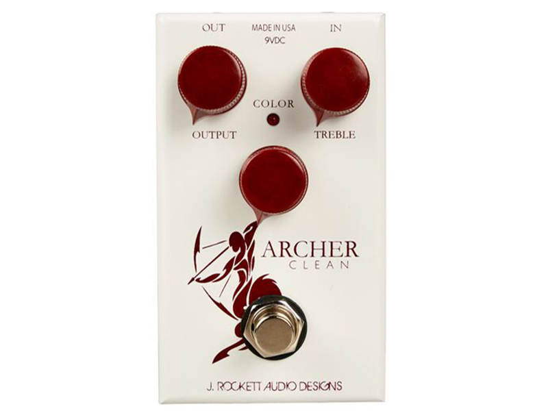 J Rockett Archer Clean Color boost