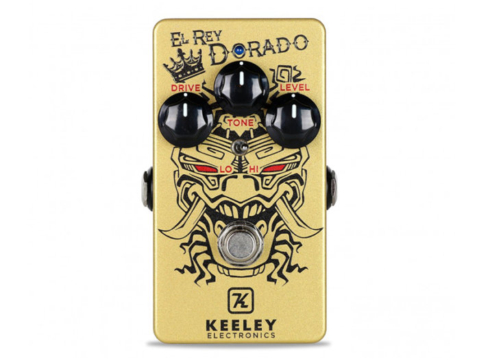 Keeley Electronics El Rey Dorado Distortion