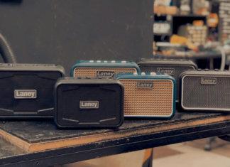 Mini Laney Amps