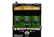 Radial Tonebone AC-Driver
