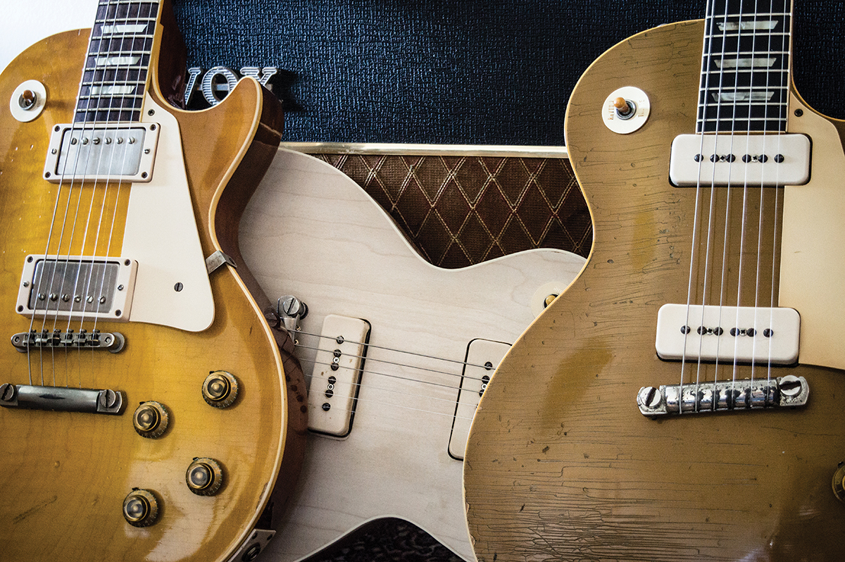 The Ultimate Guide To Vintage Les Paul Tone Guitar Magazine Capacitors Also Gibson Wiring Further Read On For An Analysis Of What We Consider Be Key Components Way They Effect And Your Options Are