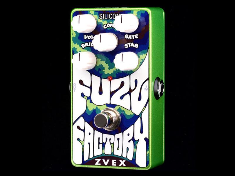 ZVEX Silicon Fuzz Factory